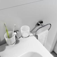Стакан для зубных щеток Ravak Chrome (X07P189)