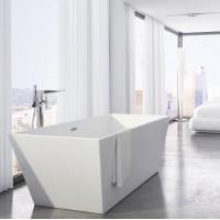 Напольный смеситель для ванны Ravak FM 081.00 (X070079)