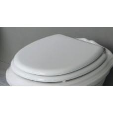 Сидение для унитаза SiMAS Arcade крышка Soft-close белая (AR006)