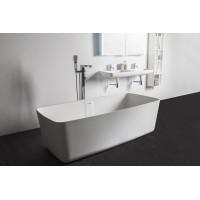Ванна каменная Volle Solid surface 1680x800x530 мм отдельностоящая, 12-40-034