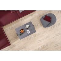 Плитка Terragres Wood Chevron 15x90 бежевый, 9L1190